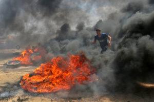 frontera de la Franja de Gaza con Israel