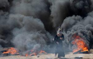frontera de la Franja de Gaza con Israel3
