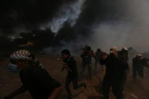 frontera de la Franja de Gaza con Israel5