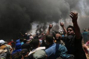 frontera de la Franja de Gaza con Israel6