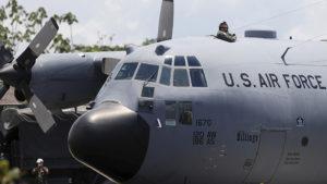 EE.UU. Aviones invasión