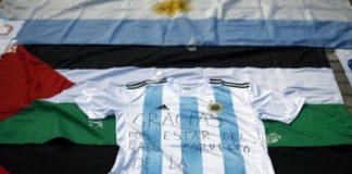 Israel - Argentina- Futbol