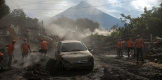 GUATEMALA - VOLCÁN