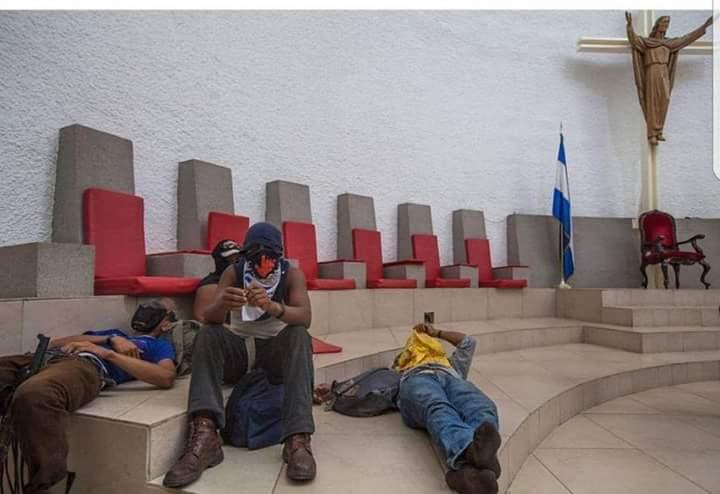 Guarimberos-Nicaragua-2