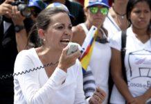 María Corina Machado - MUD