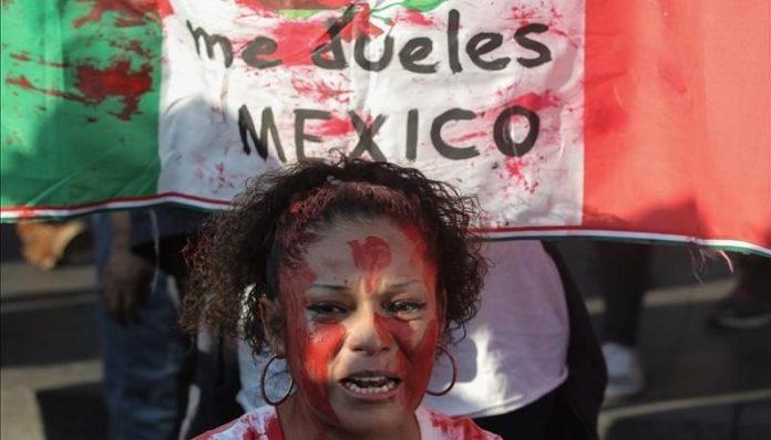 México-Elecciones-Campaña-Sangrienta