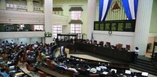 asamblea nacional Nicaragua