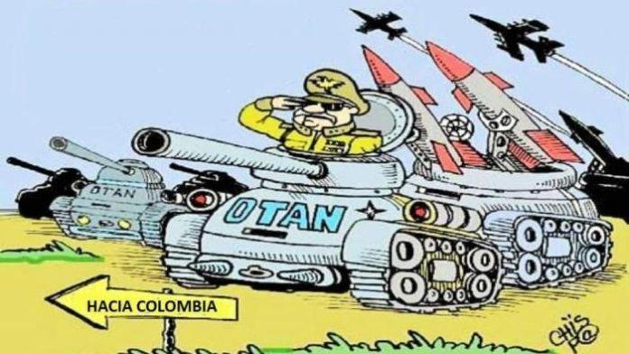 colombia otan