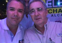 Iván Duque - Álvaro Uribe