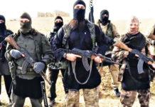 Terroristas - Estados Unidos - Siria