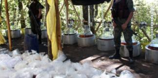 narcotrafico colombia droga