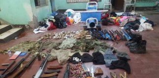 Nicaragua-Terrorismo