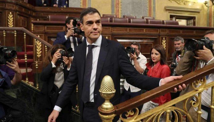 Sánchez-España-Congreso