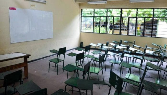 Colombia - Salón de clases
