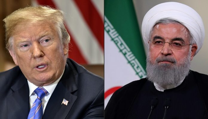 EEUU- Irán -Guerra-Picologica