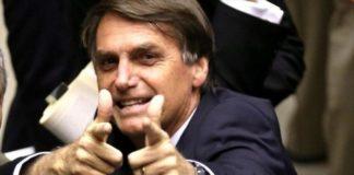 Jair Bolsonaro ultraderechista