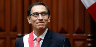 Perú - Martín Vizcarra