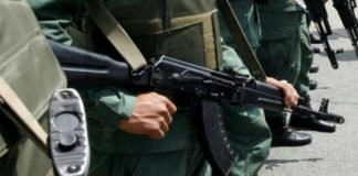 Sargento - Armamento militar
