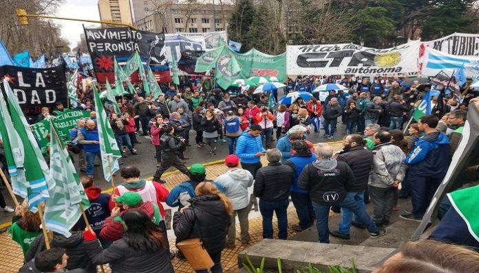 Argentina - Mauricio Macri - Trabajadores