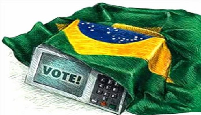Brasileños - Voto - Brasil