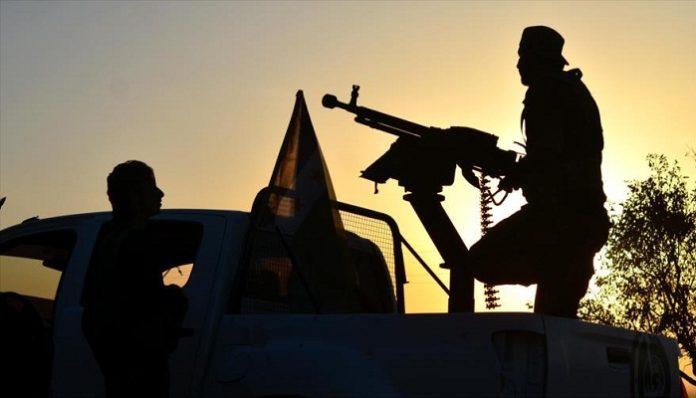 Israel - Rebeldes - Siria