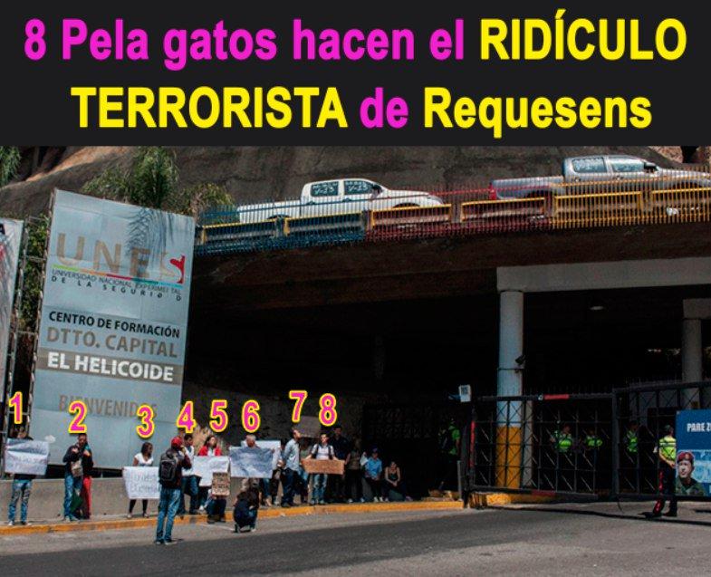 Juan Requesens - Helicoide