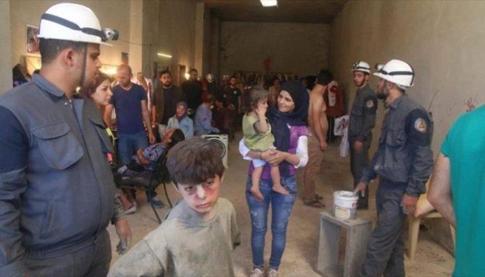 Siria - Cascos blancos