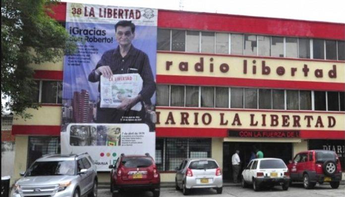 Fiscalía radio libertad