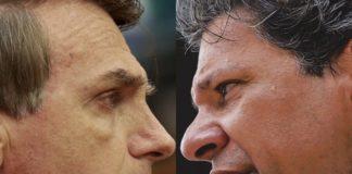 Brasil Bolsonaro-Haddad