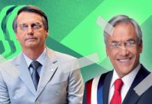 Jair Bolsonaro - Sebastian Piñera