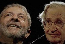 Lula Da Silva - Noam Chomsky