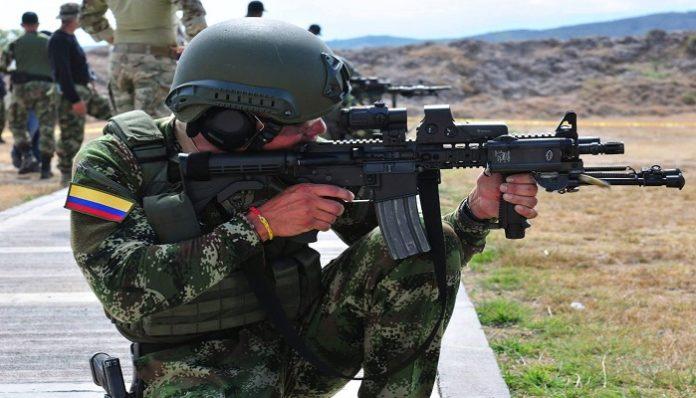 Colombia - Teniente Coronel