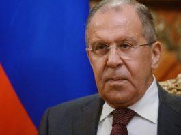 Serguéi Lavrov Rusia