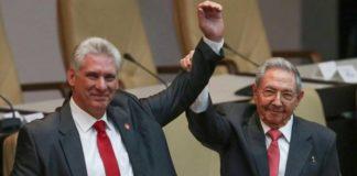 diaz canel Cuba