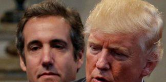 Michael Cohen - Donald Trump