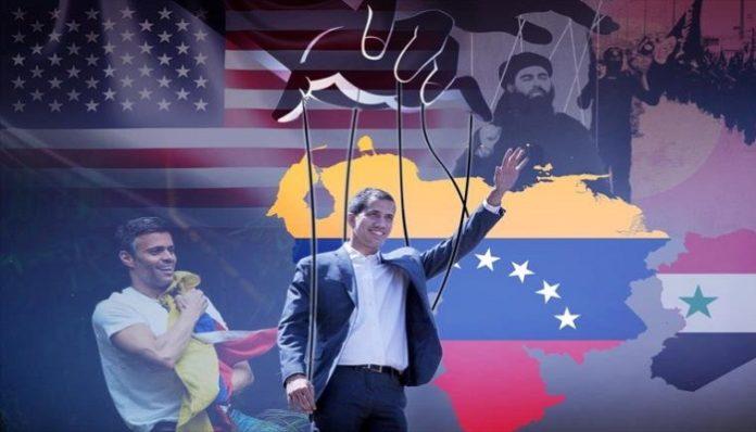 EEUU - Guaidó