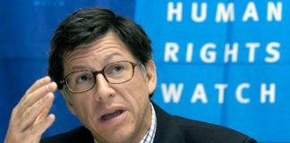 Human Rights Watch - José Miguel Vivanco