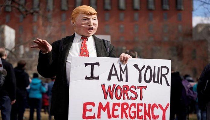 Trump - Emergencia