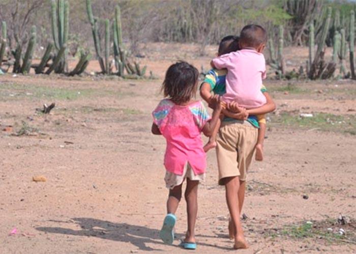 Más de 4 mil niños Wayúu han muerto por desnutrición en La Guajira colombiana Guahira-guayuu-desnutridos