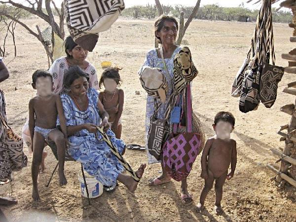 Más de 4 mil niños Wayúu han muerto por desnutrición en La Guajira colombiana Guajira-4