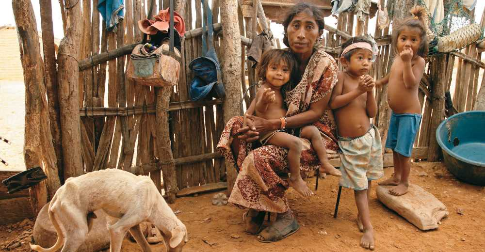 Más de 4 mil niños Wayúu han muerto por desnutrición en La Guajira colombiana Guajira-5