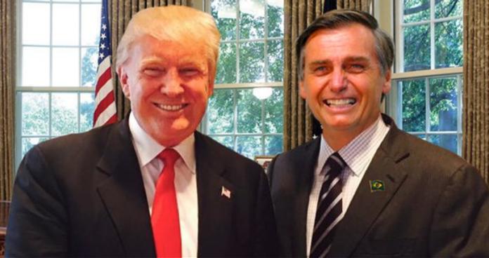 Bolsonaro - Trump