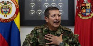 Colombia - Comandante