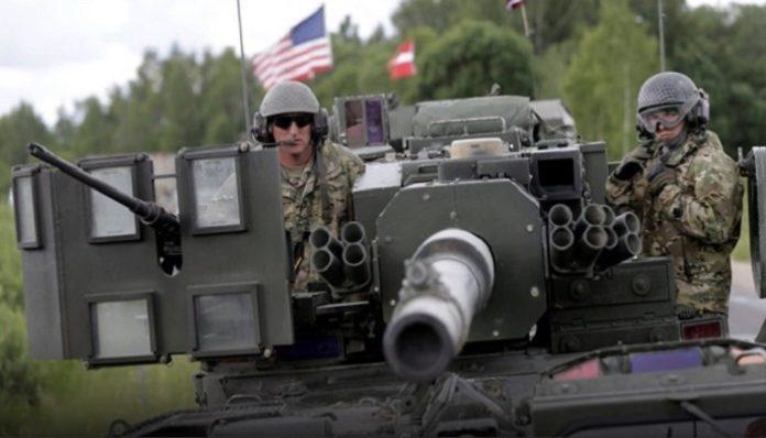 Estados Unidos - Gasto militar
