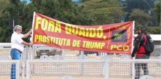 Juan Guaidó - Brasil