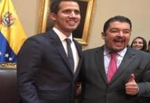Juan Guaidó - Roberto Marrero