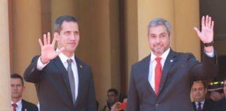 Juan Guaidó - Paraguay
