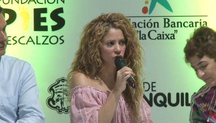 Iván Duque - Shakira