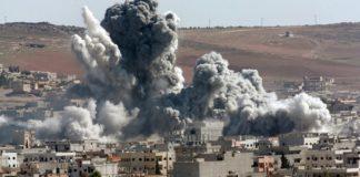 Siria - Estados Unidos