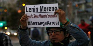 Lenín Moreno - Wikileaks